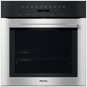 Miele H7164BP Built In Pyrolytic Multifunction Single Oven – STAINLESS STEEL