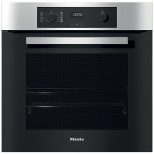 Miele H2265-1B Built In Multifunction Single Oven – STAINLESS STEEL