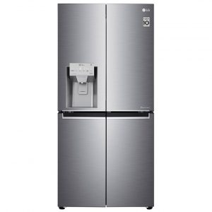 LG GMJ844PZKV Door In Door French Style Fridge Freezer With Ice And Water – STAINLESS STEEL