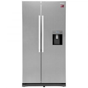 Samsung RS52N3303SL American Fridge Freezer With Water Dispenser – SILVER