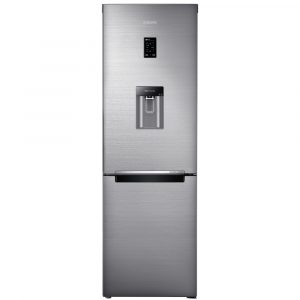 Hotpoint XAL85T1IGWTD Frost Free Fridge Freezer With Water Dispenser – SILVER