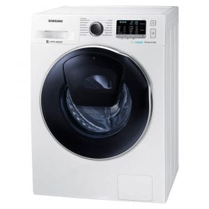 Samsung WD90K5B1OOWW 9kg/6kg AddWash WD5500 Washer Dryer – WHITE
