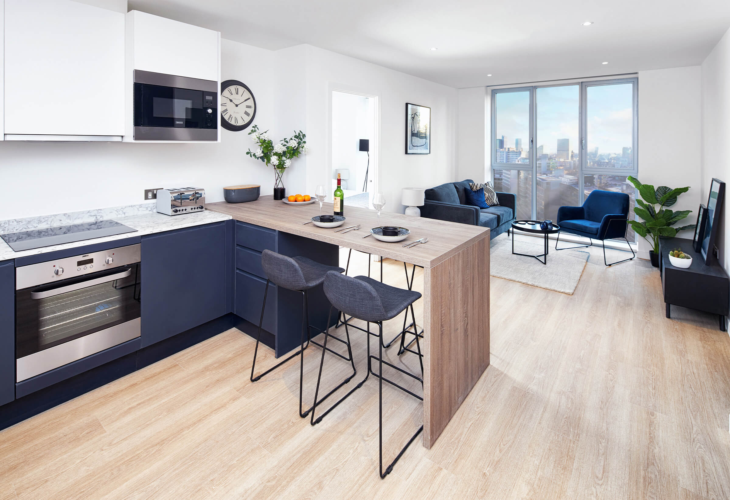 Luxury Apartments To Rent In Manchester - Affinity Living