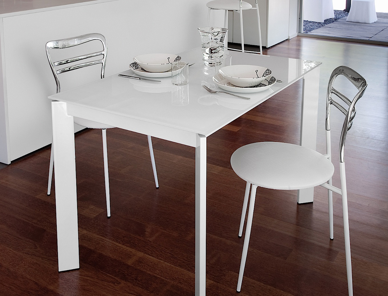 Maximo-110 Dining Table-31432