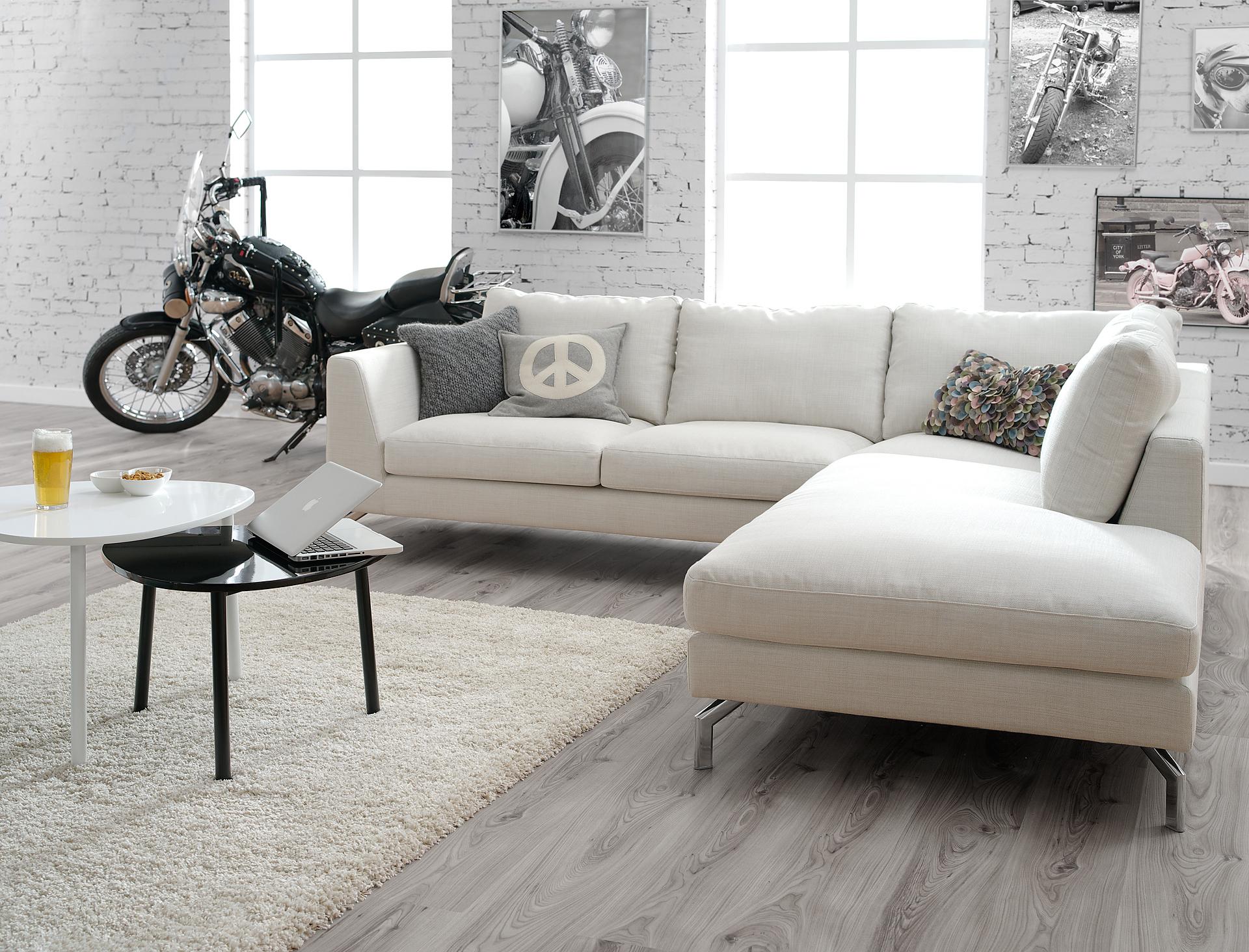 Allegra Set 1 Sofa With Chaiselongue-30182