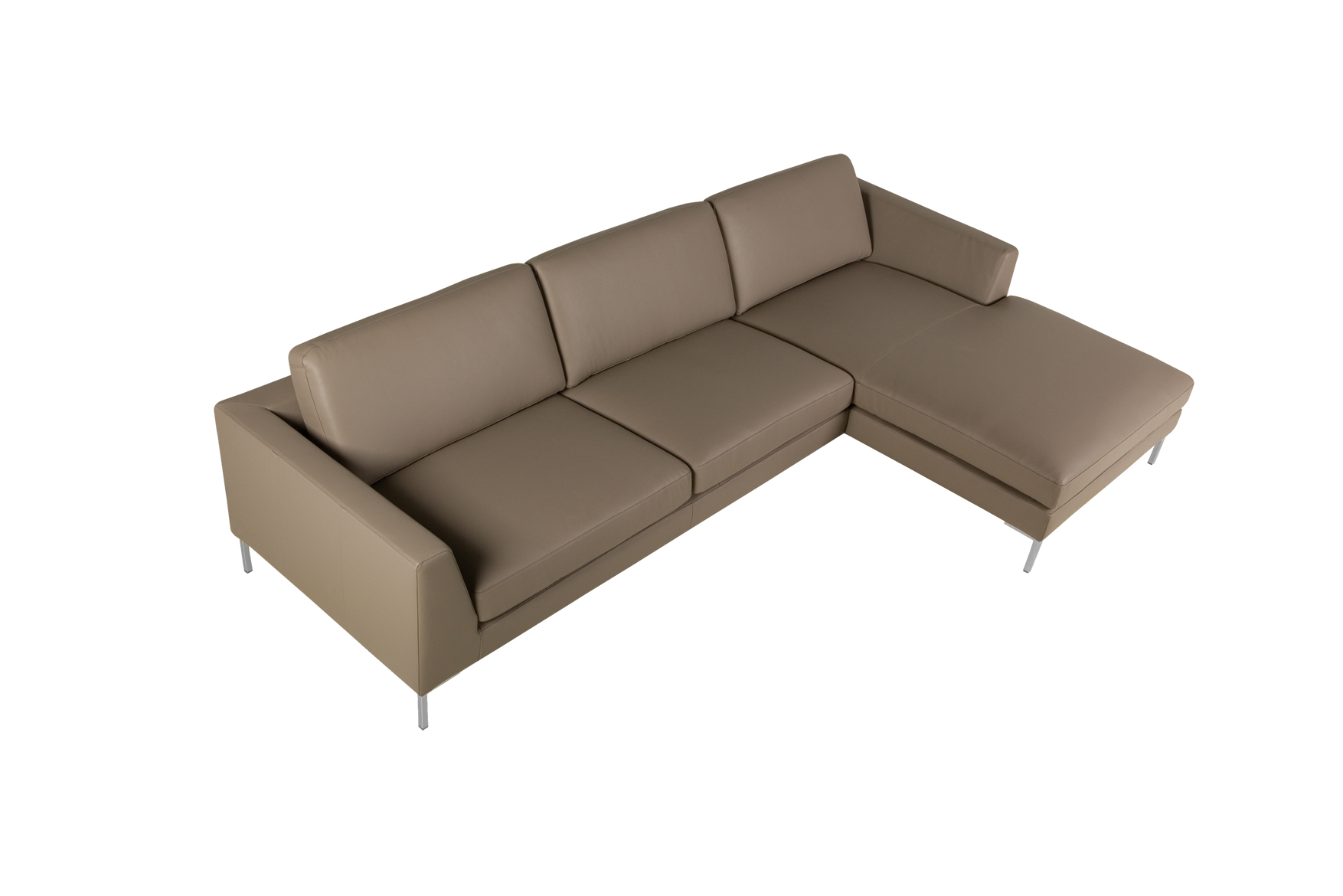 Allegra Set 1 Sofa With Chaiselongue-33210