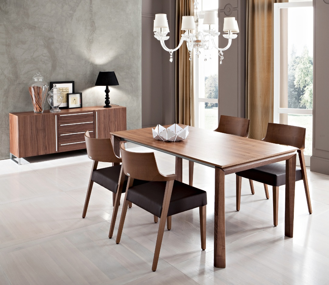 Grande-160 Dining Table-31473