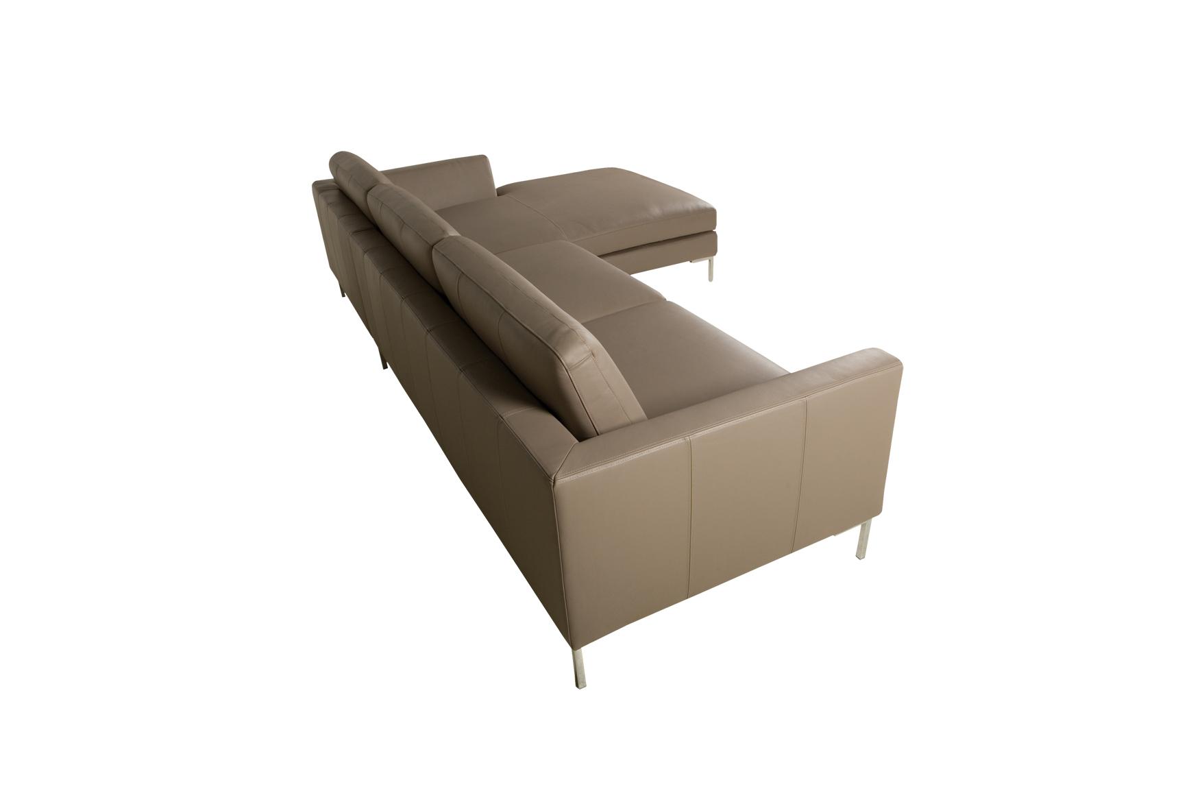 Allegra Set 1 Sofa With Chaiselongue-33207