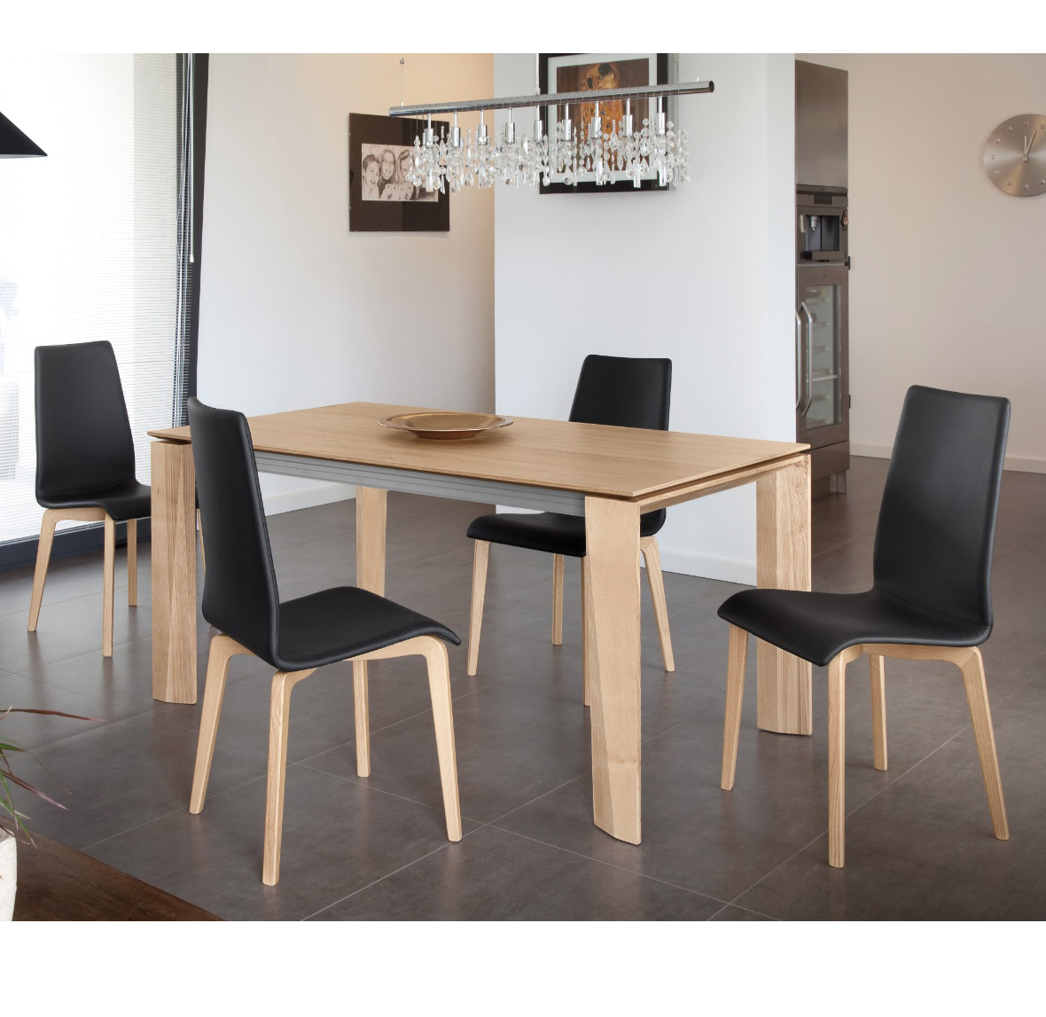 Estillo 182 Extendable Dining Table-32081