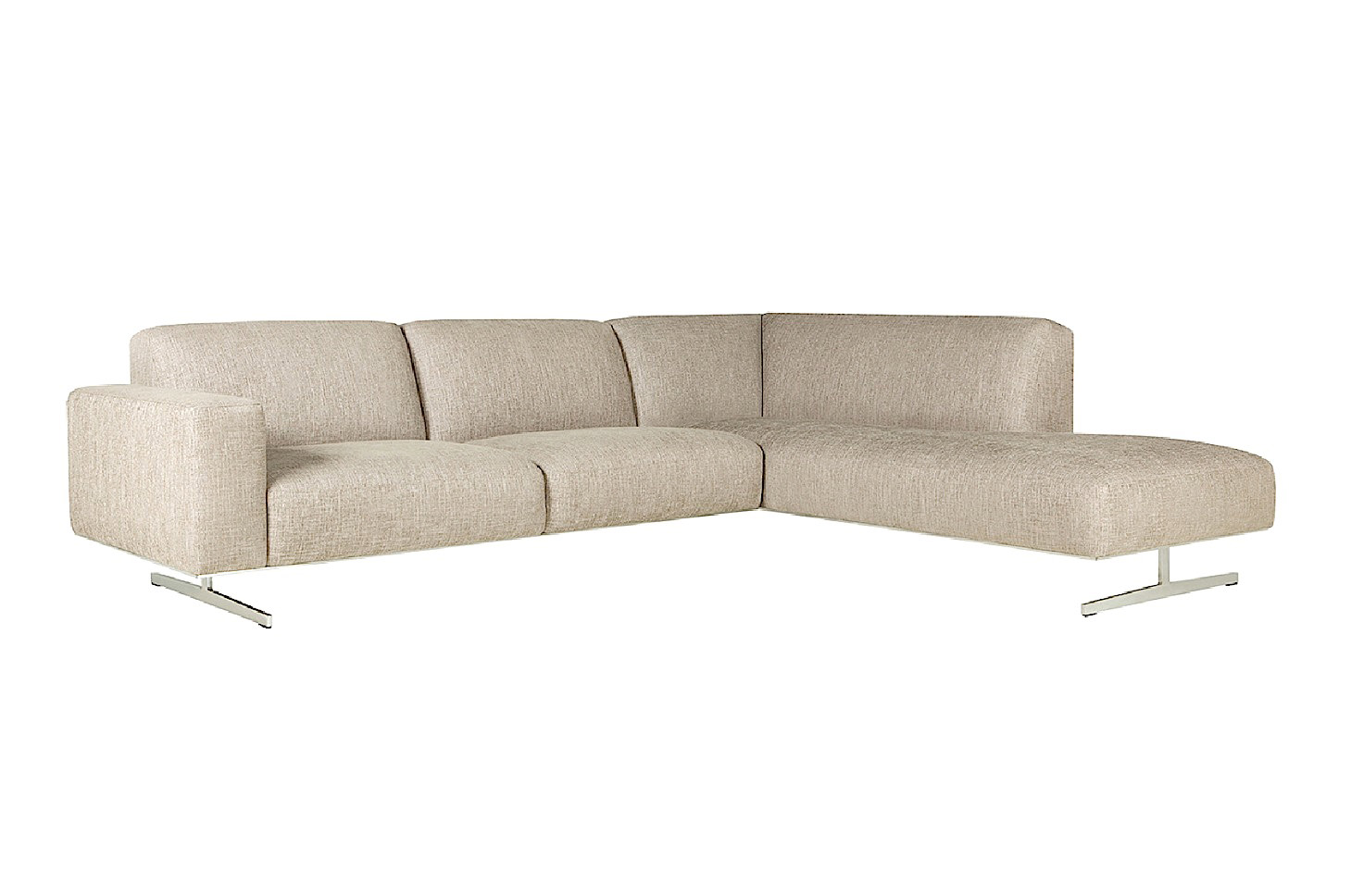 Mathis Three Seater With Divan-31939