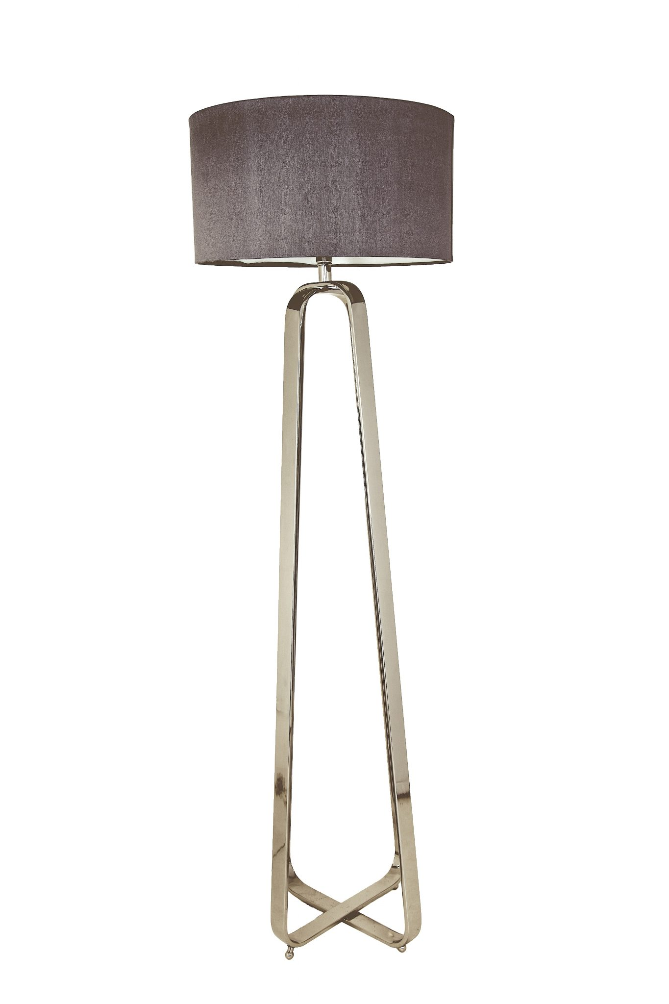 FONTANA TALL STANDING LAMP WITH SHADE -0