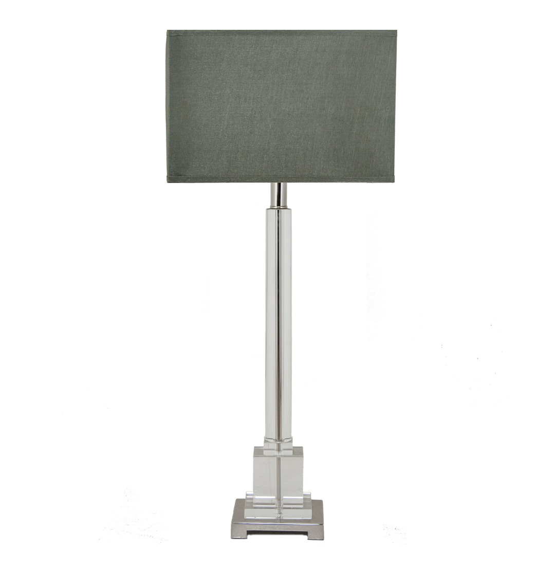 EMPIRE TABLE LAMP WITH SHADE -32738