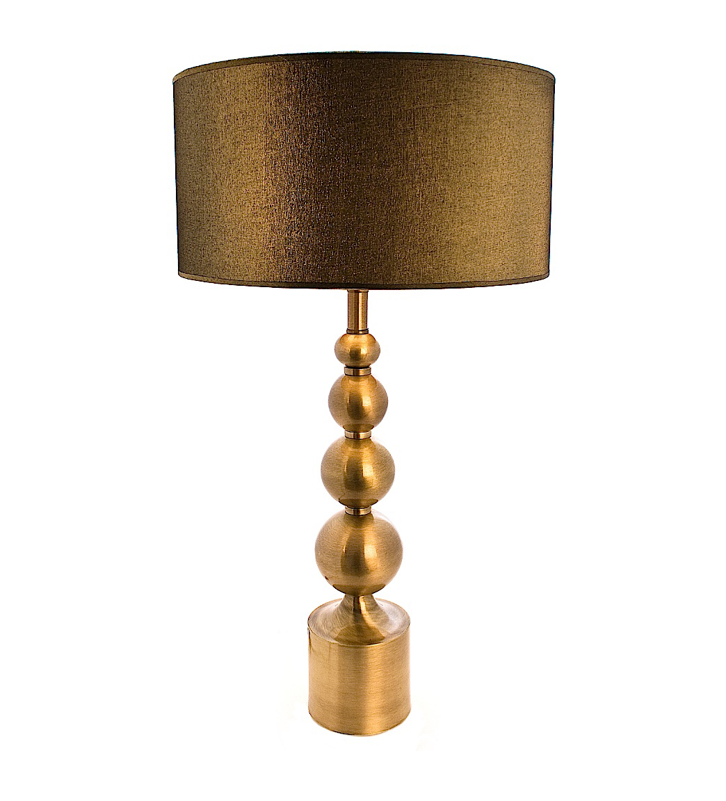 CONTORA TABLE LAMP WITH SHADE-0