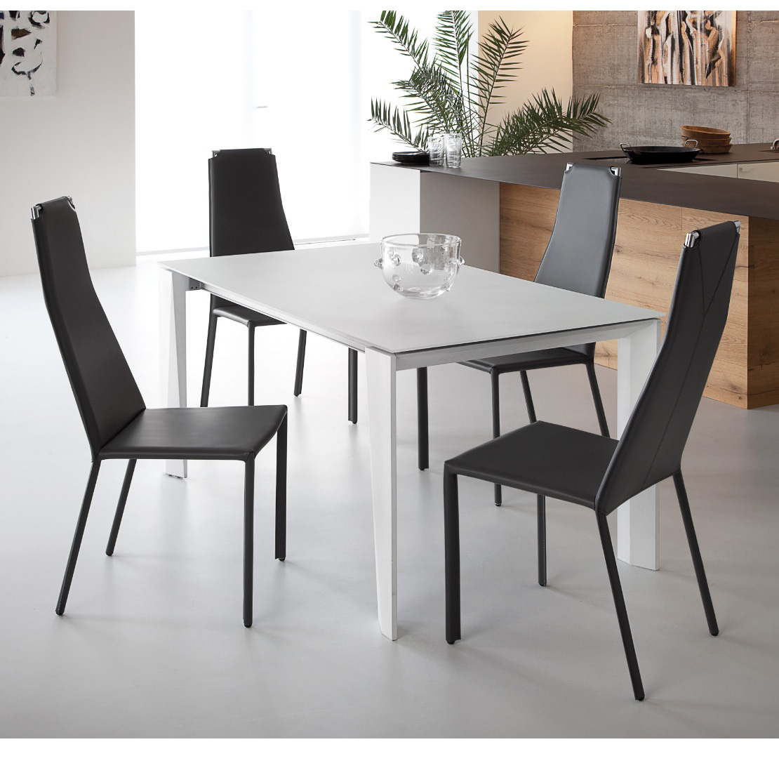 Estillo 160 Extendable Dining Table-0
