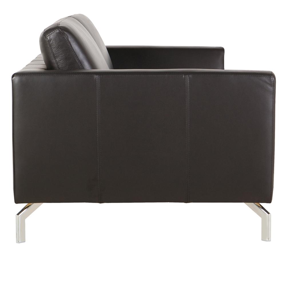 Allegra Italian leather 2 Seater Sofa-33484