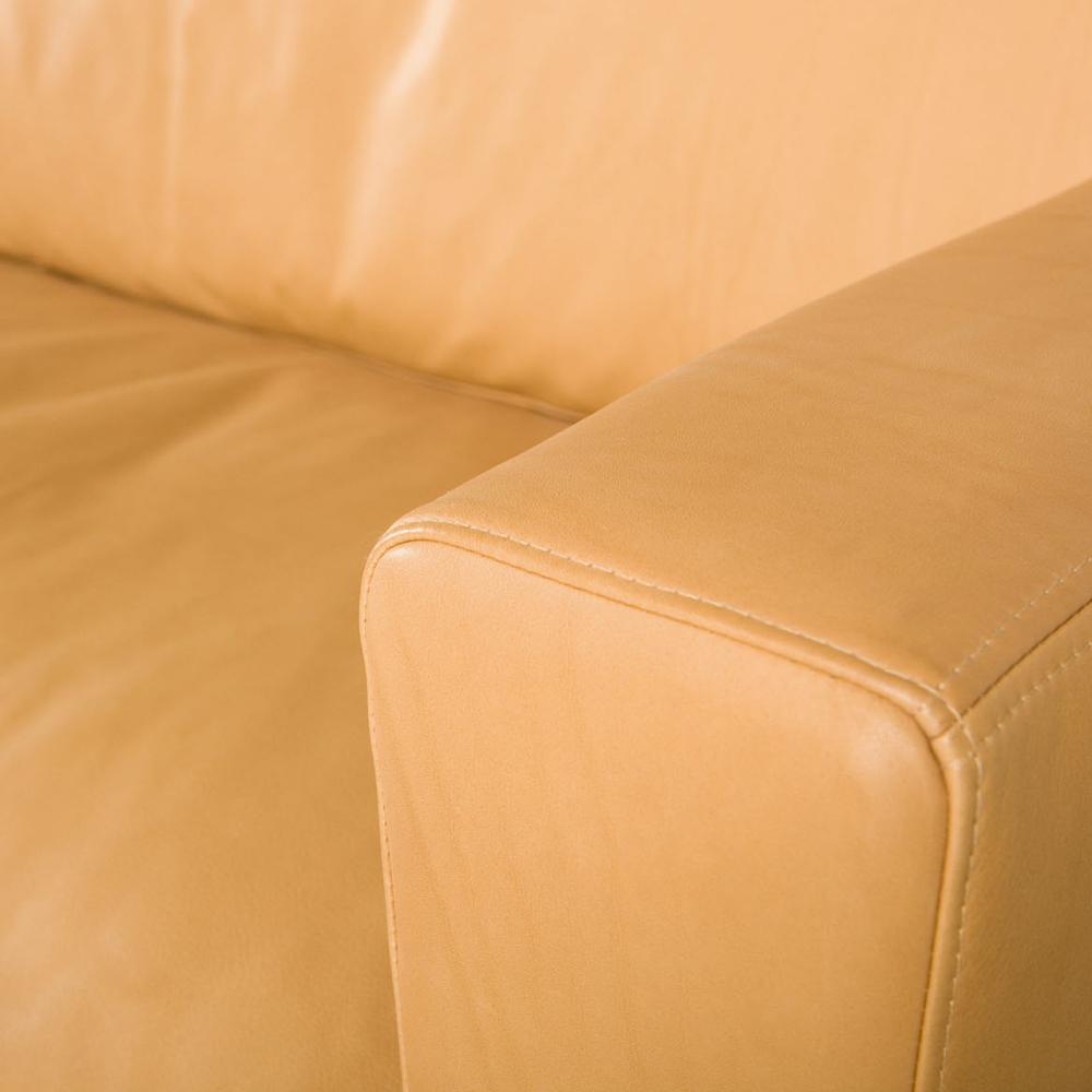 Meridian italian leather 2 Seater Sofa-33371