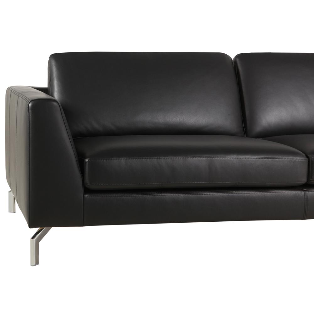 Allegra Italian leather 2 Seater Sofa-33486