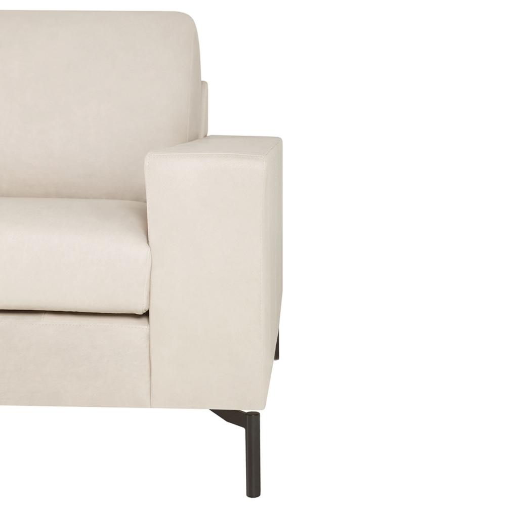 Lantana Italian Leather Three Seater Sofa-33454