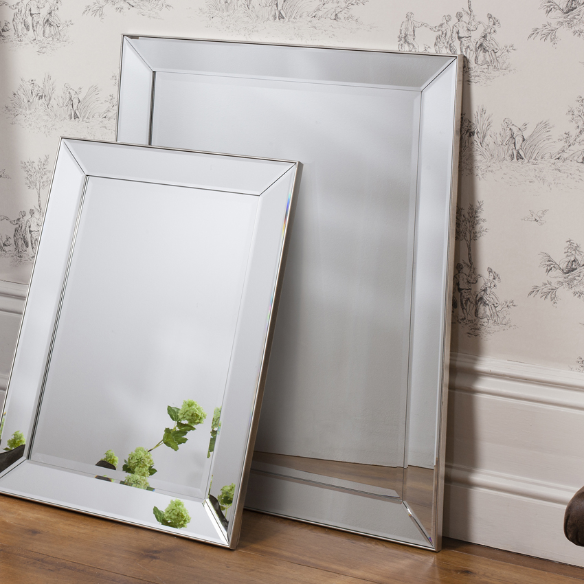 KENSINGTON SMALL MIRROR 80x60cm-0