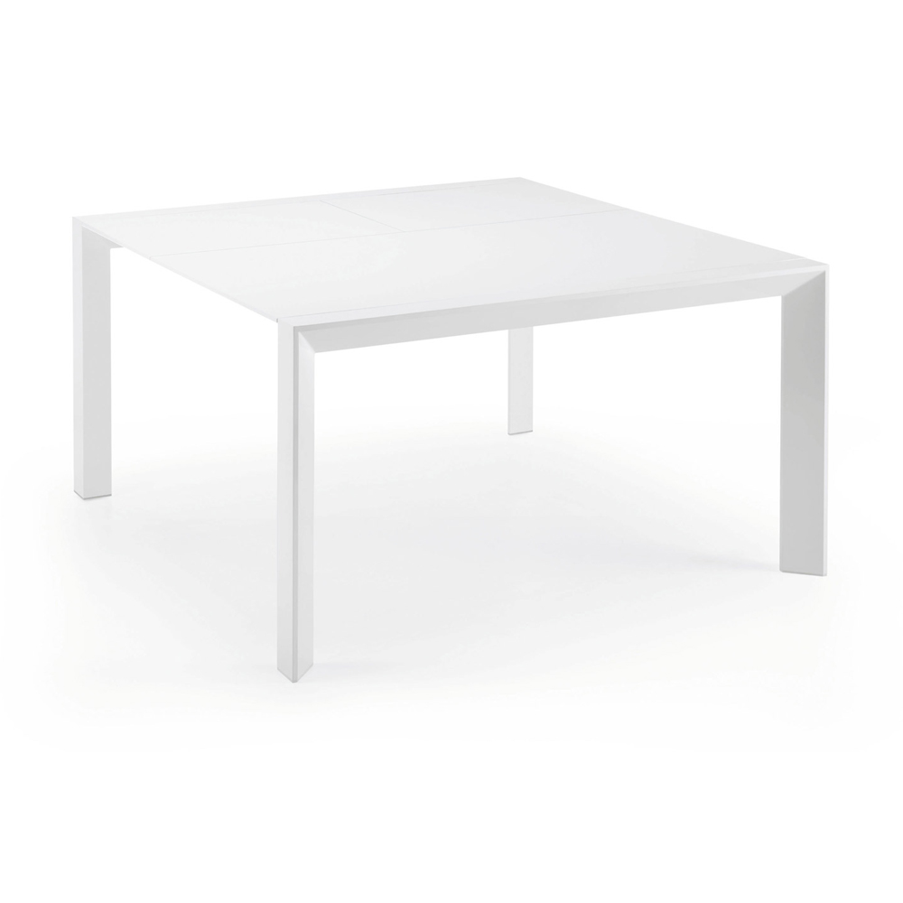 MONETTI EXTENDABLE DINING TABLE SQUARE-0