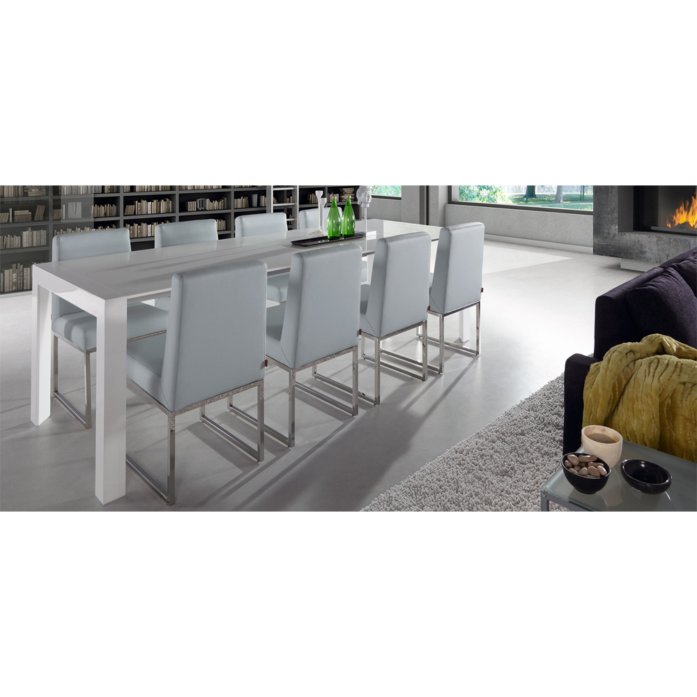 MONETTI EXTENDABLE DINING TABLE LARGE-33866