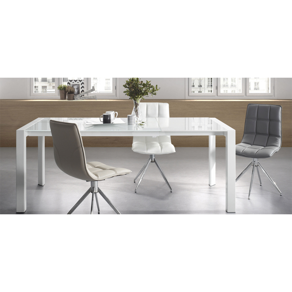 MONETTI EXTENDABLE DINING TABLE SMALL-33859