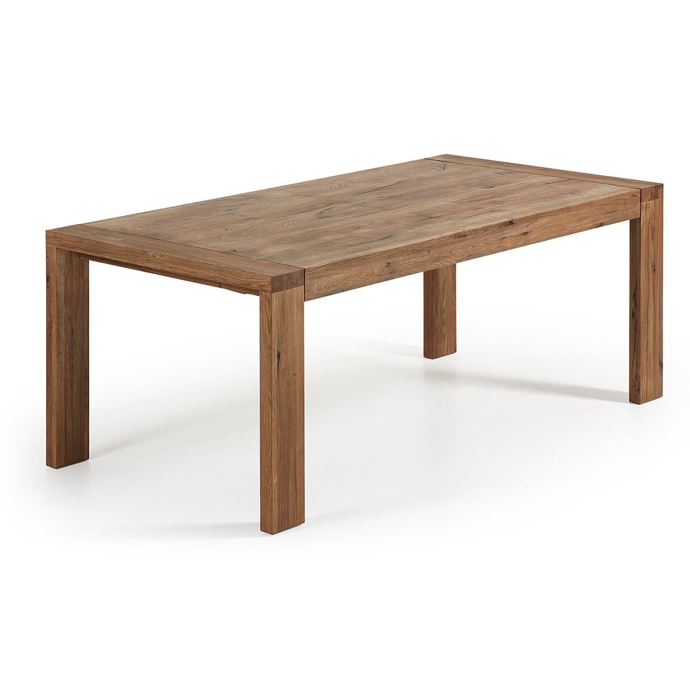 LIANA LARGE TABLE WITH ANTIQUE OAK-0
