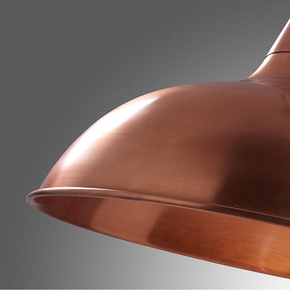 PEDRO PENDANT COPPER LAMP-34198