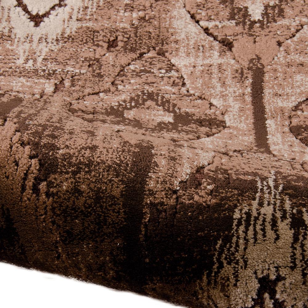 KARMA CHOCOLATE RUG-34423
