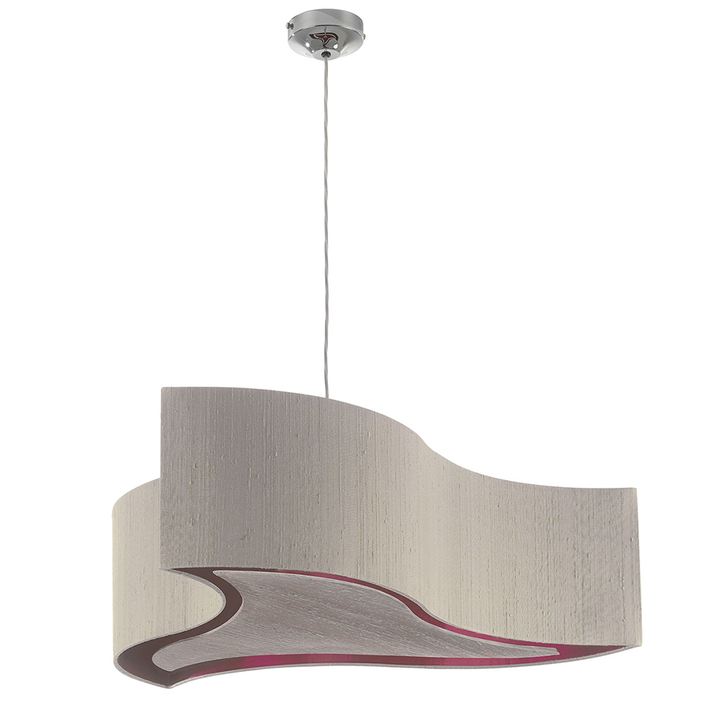 HEATHFIELD TRIQUETA (3 POINT) CEILING LIGHT PENDANT-0