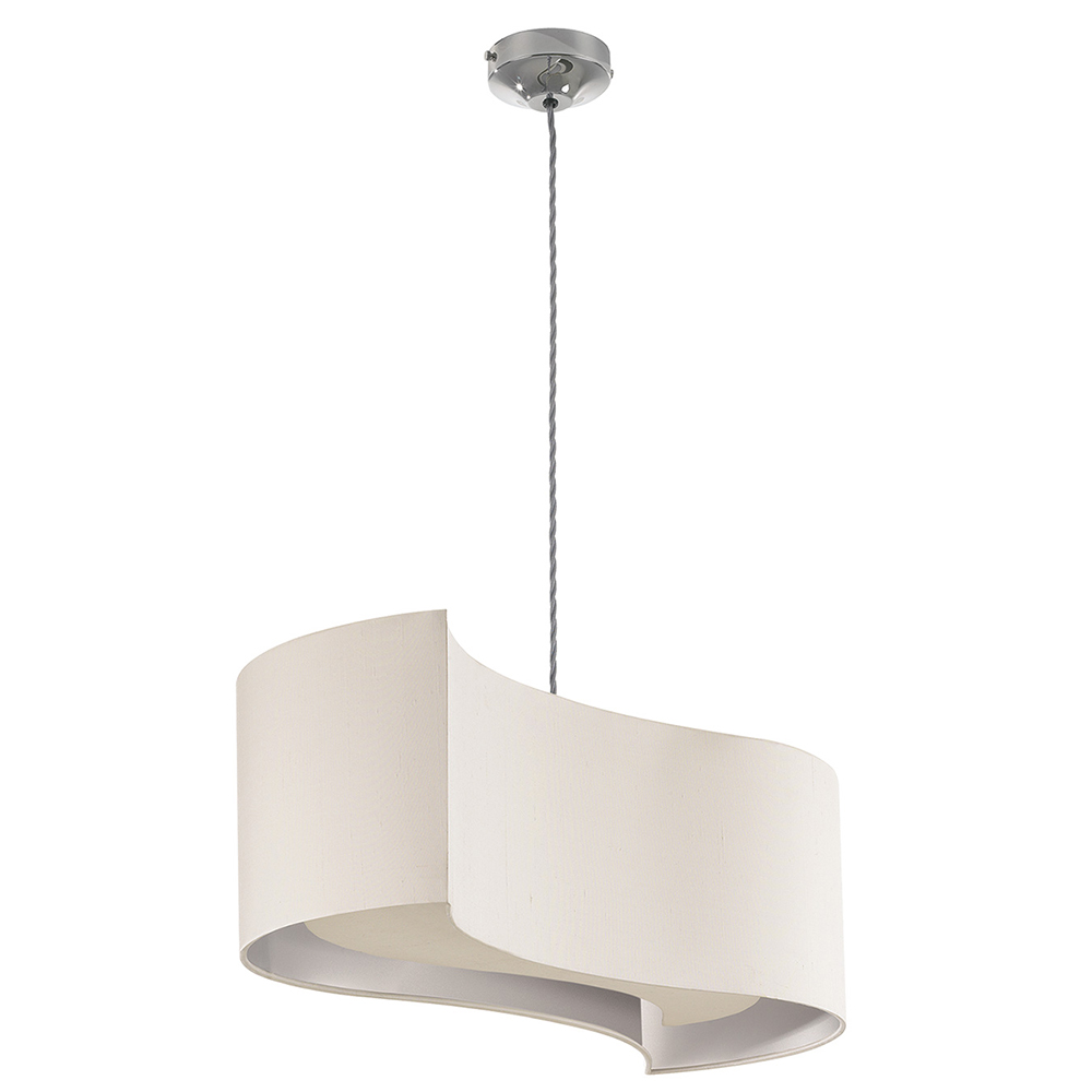 HEATHFIELD TRIQUETA (2 POINT) CEILING LIGHT PENDANT-0