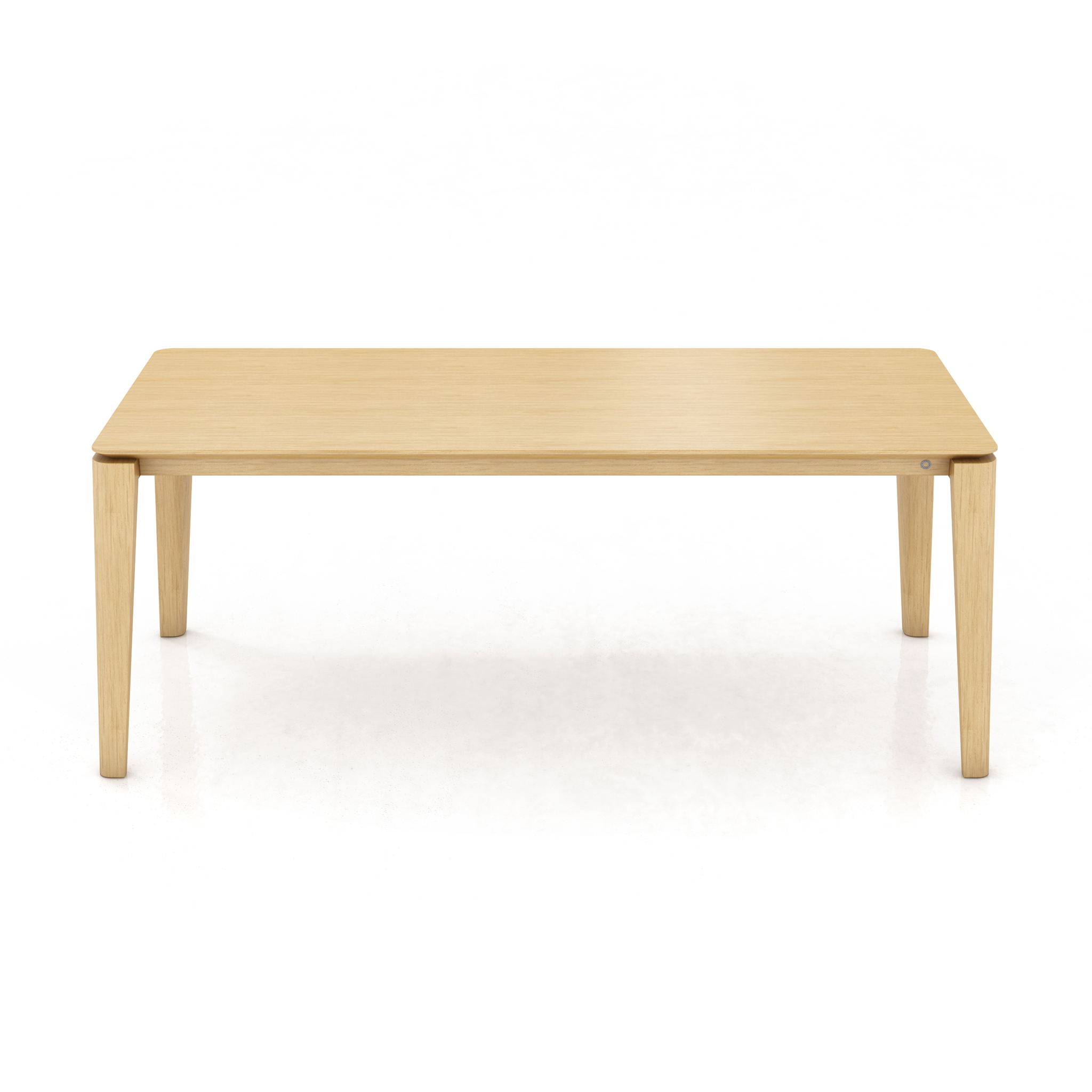 STANFORD FIXED DINING TABLE 200cm-0