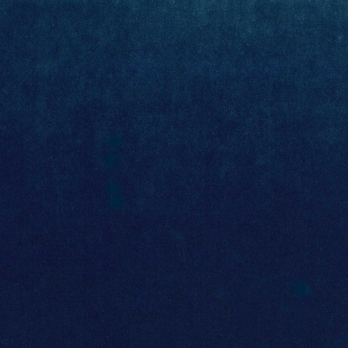 3 Classic velvet navy blue