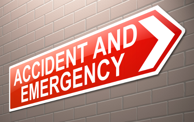 Medical emergency - TOP things to do first