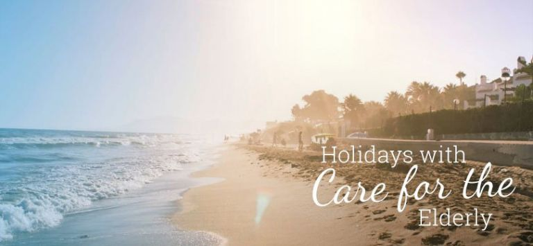 holidays with care for elderly