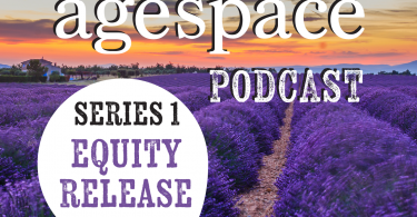 Agespace podcast B equity