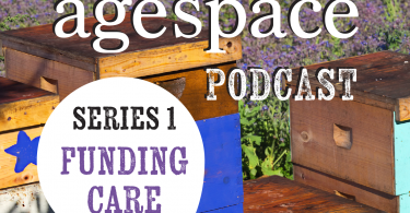 Agespace podcast B care