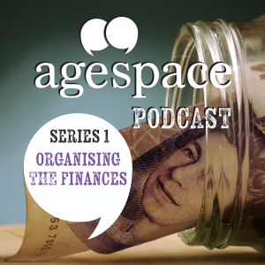 Agespace podcast B finance
