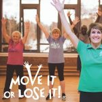 Move It or Lose It Exercise Class