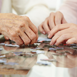 Dementia - putting things in the wrong place