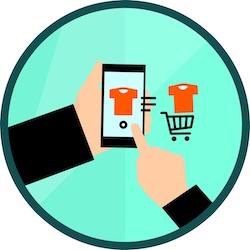 Stay Safe online shopping for seniors