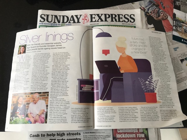 Sunday Express Magazine 24 May 2020