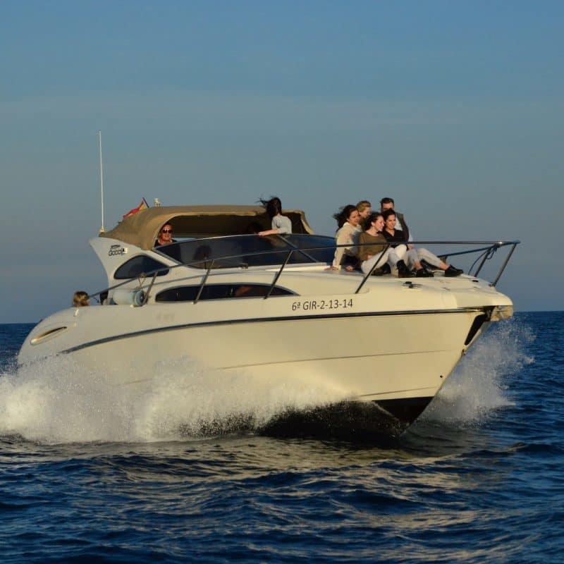 Yacht rental Barcelona