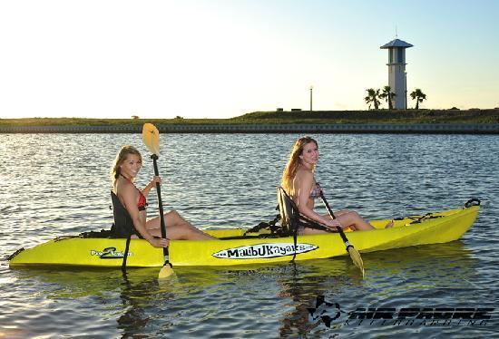 Full day Kayak 2 people – Tandem Tour