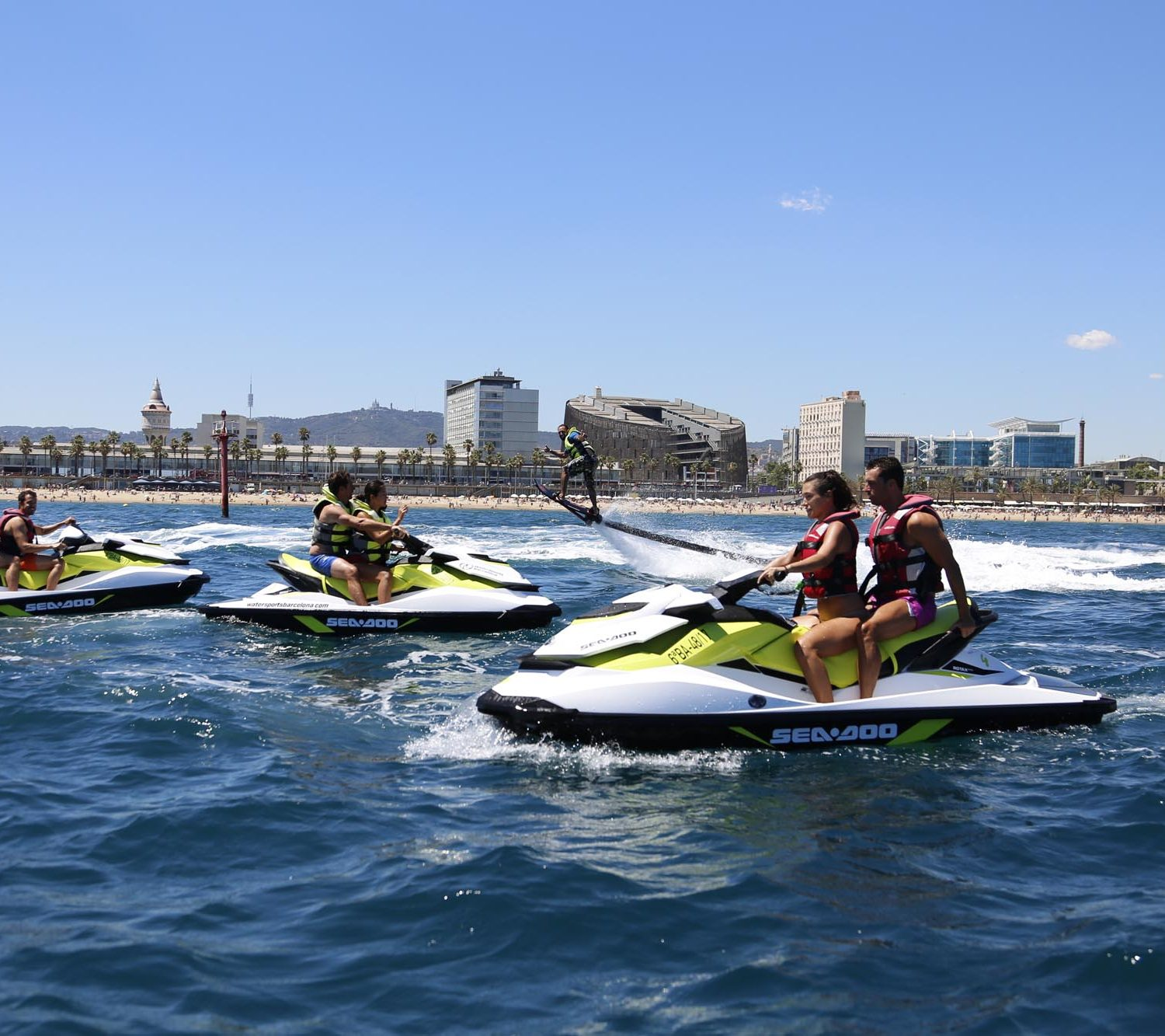 Book your Jet Ski Rental today
