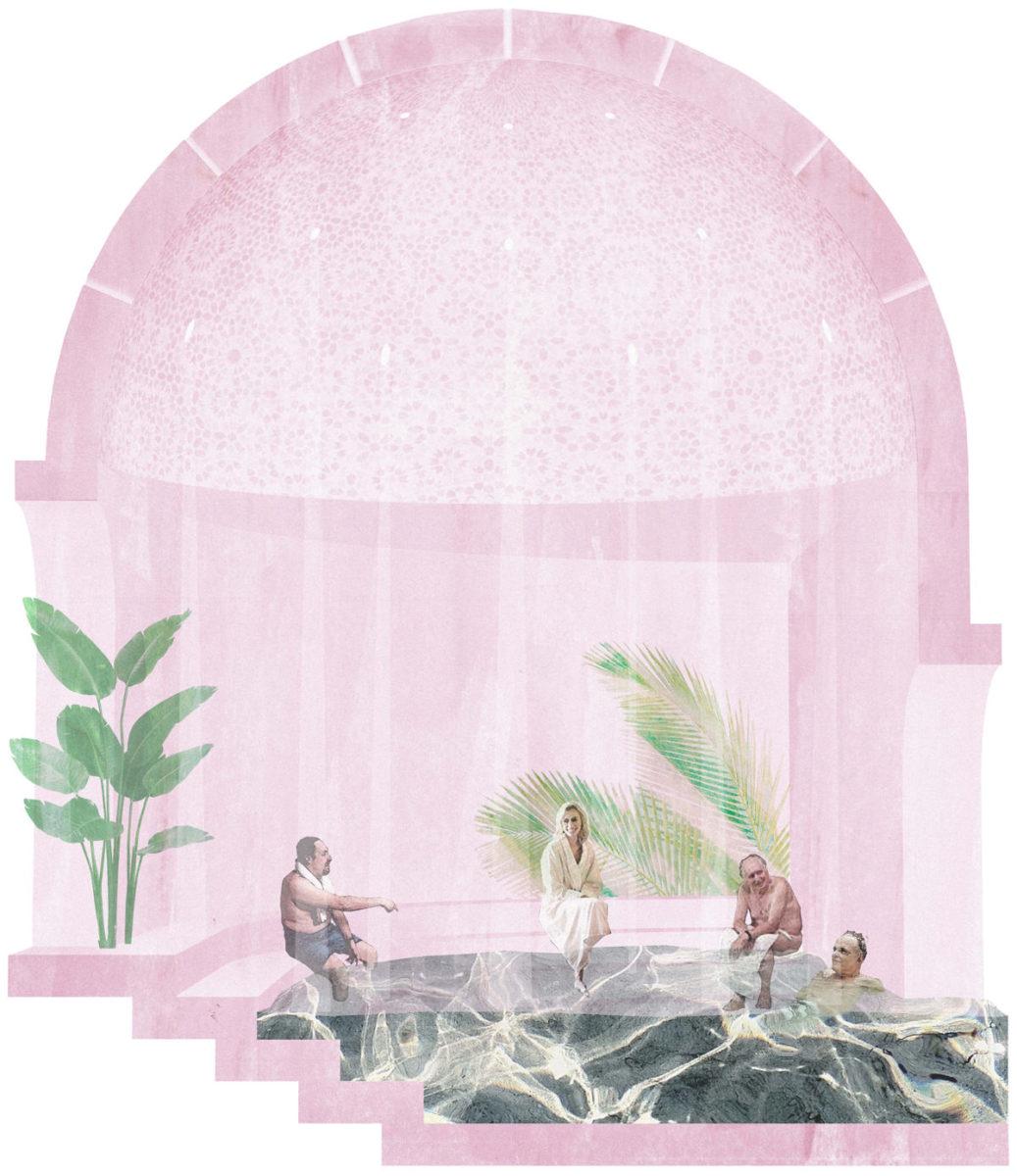Production design by Alaric Campbell-Garratt