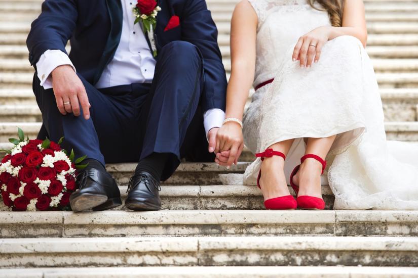 porady ślubne - buty dla pana młodego