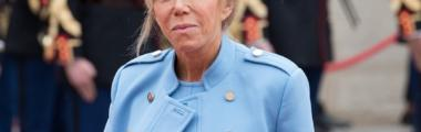 Brigitte Macron zmienia styl
