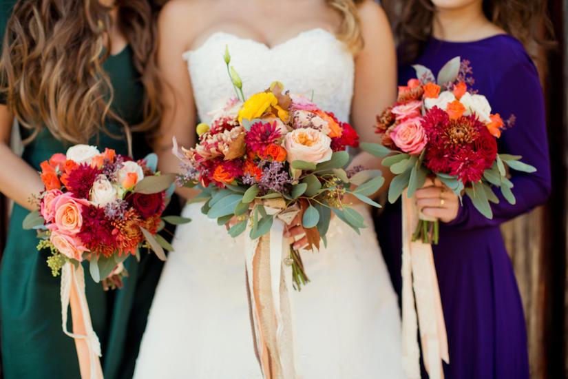 wesele jesienią