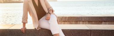 Dopasowane spodnie pomogą Ci wyszczuplić uda